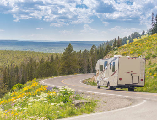 How to Prepare your Motorhome for a Long Road Trip